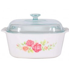 Corningware 5L Covered Casserole Rosabelle